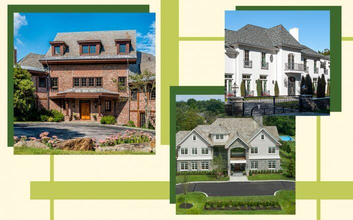 5 NYC-area homes fit for financiers
