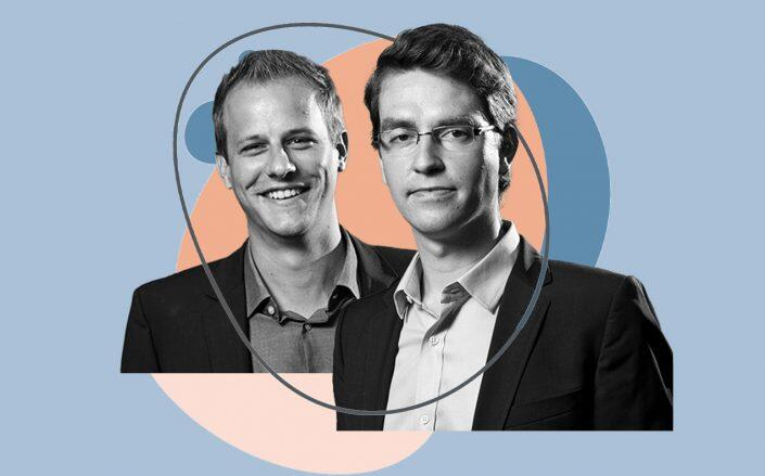 Loft co-founders Florian Hagenbuch and Mate Pencz (Endeavor, iStock)