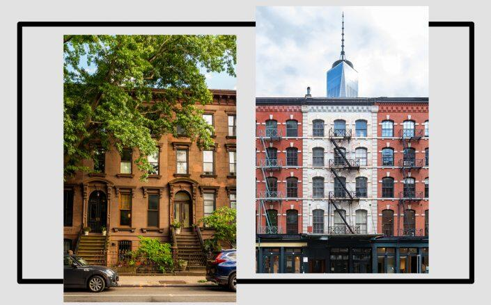 The price gap between median rent in Manhattan and Brooklyn shrank to $171 in November 2020. (iStock)