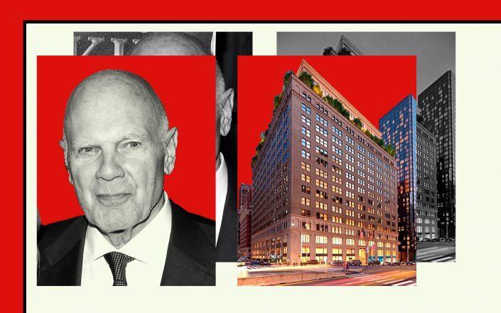 Vornado's Steven Roth and One Park Avenue (Getty, Vornado)
