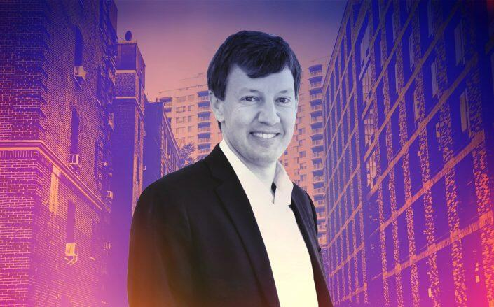 A&E Real Estate CEO James Patchett (Courtesy of A&E Real Estate)