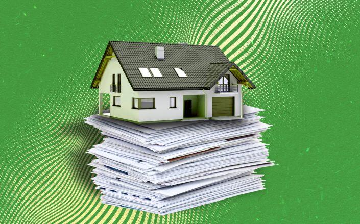 Refinances made up 60 percent of all applications, up slightly from 59.2 percent the previous week. (iStock)