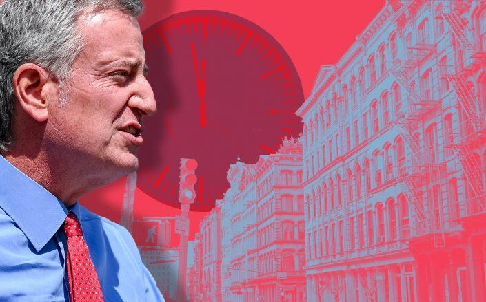 Mayor Bill de Blasio (Getty, iStock)