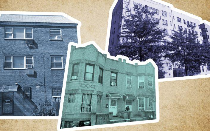 132-05 Avery Avenue, 902 55th Street in Borough Park and 750 Grand Concourse. (Google Maps)