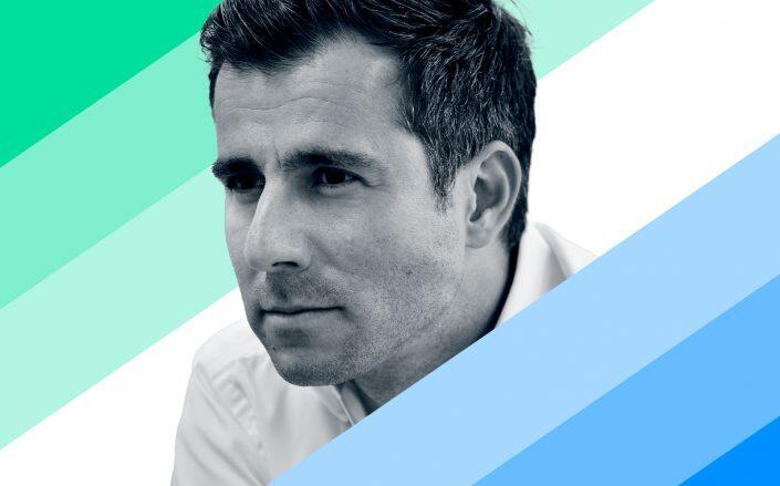 Jokr founder Ralf Wenzel. (Getty)