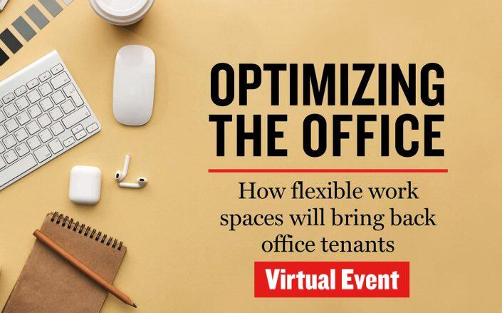 Optimizing the office: How flex workspaces will bring tenants back