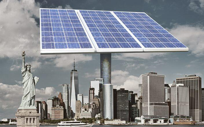 C-PACE gives landlords and developers cheap financing in exchange for making energy efficient improvements. (Getty)