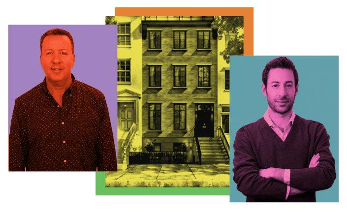 137 West 13 Street with developers Robert and Justin Kaliner (RoundSquare Builders)