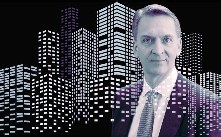 Brookfield Asset Management's Bruce Flatt (iStock)