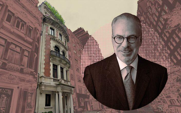 Robert Millard and 9 East 88th Street (MIT Corp, Google Maps)