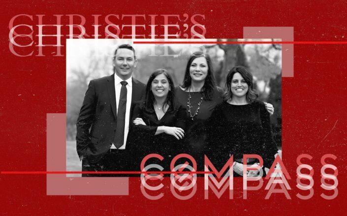 From left: Mathew Chapman, Michele Kowal, Maryanne Elsaesser and Rhonda Battifarano (NJ Home Navigators)
