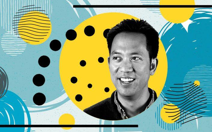 Opendoor CEO Eric Wu (iStock)