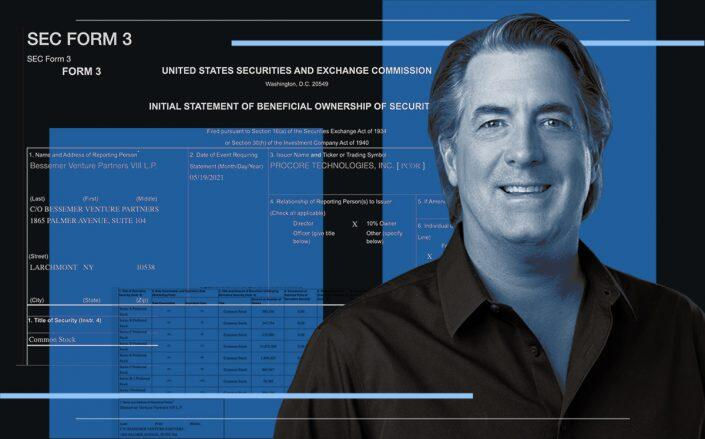 Procore CEO Tooey Courtemanche (Linkedin, SEC)