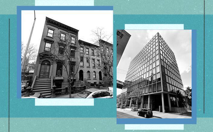 193 -195 Congress Street and 1 John Street (Google Maps)