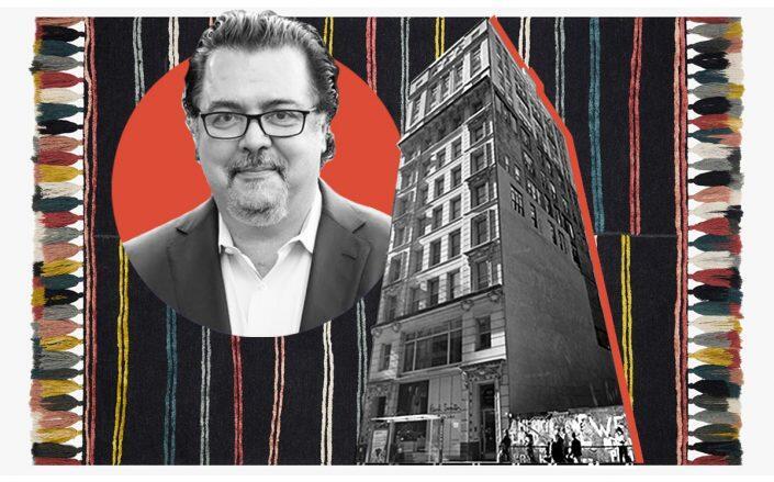 Amir Loloi and 260 Fifth Avenue (Loloi, Google Maps)