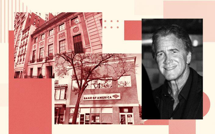 14 Vesey Street, 1123 Avenue J in Brooklyn, and Jeff Sutton of Wharton Properties (Americasroof/Wikipedia, Google Maps, Wharton)