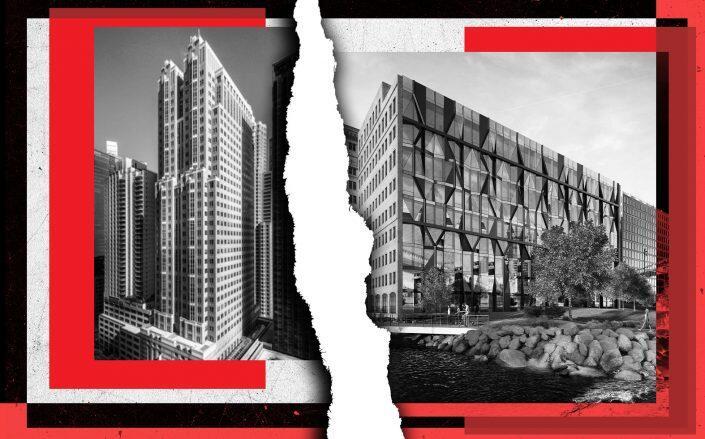 1325 Sixth Avenue and 10 Jay Street (Paramount Group, ODA)