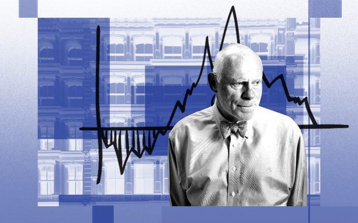 Francis Greenburger of Time Equities (Greenburger via Michael McWeeney; iStock)