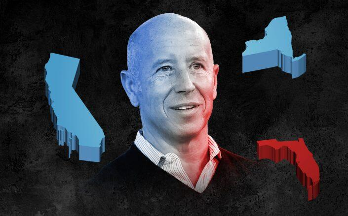 Starwood Capital Group CEO Barry Sternlicht (Getty, iStock)