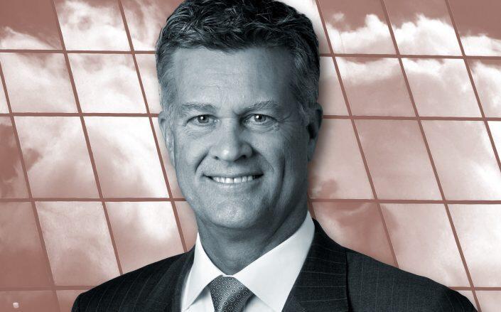 Cushman & Wakefield CEO Brett White (Cushman)
