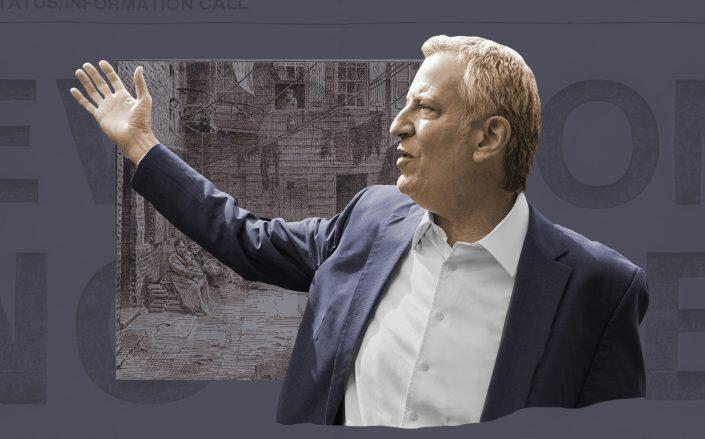 Mayor Bill de Blasio (Getty)