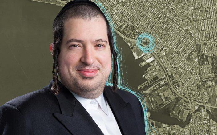 Joel Landau, chairman and founder of Allure Group. (Google Maps, Score NYC)