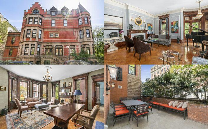 """The home that Wes Anderson rented to film """"The Royal Tenenbaums"""" is available to rent. (Compass)"""