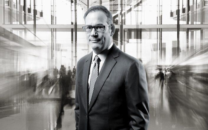 Simon Property Group CEO David Simon. (Getty, Simon)