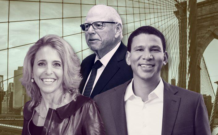 Corcoran CEO Pam Liebman, Douglas Elliman Executive Chairman Howard Lorber and Compass CEO Robert Reffkin. (Unsplash, Corcoran, Compass, Douglas Elliman)