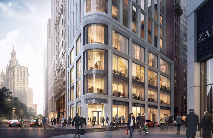 Guardian's FiDi Project Gets New Funding From Parkview Financial