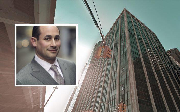 Nightingale's Eli Schwartz and 111 Wall Street (Google Maps, Nightgale)