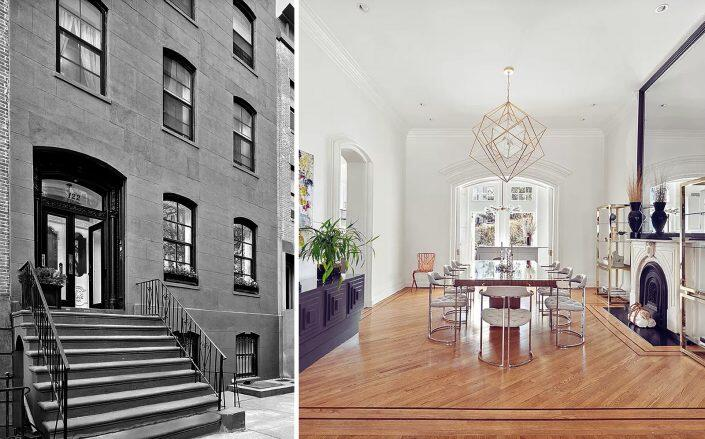 122 Amity Street signed for over $4 million. (Compass)