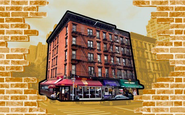 1305 Third Avenue and 1307-1309 Third Avenue (Google Maps)