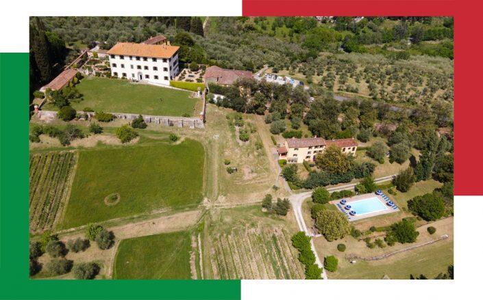 Villa Guardatoia and Casa Natalino (Concierge Auctions)