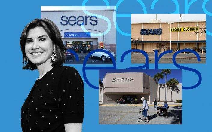 Seritage Growth Properties CEO Andrea Olshan (Getty)