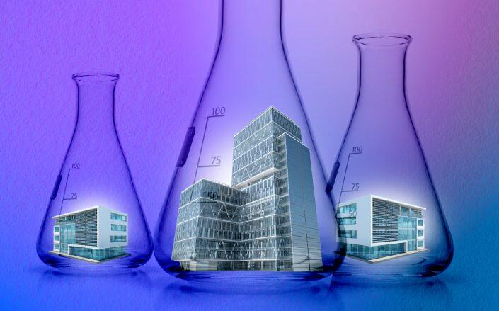 Asking rents for labs or research buildings have been on the rise (iStock)