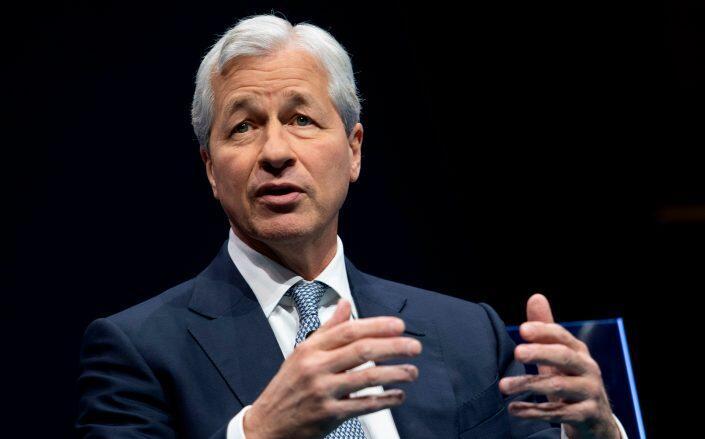 JPMorgan Chase CEO Jamie Dimon (Getty)