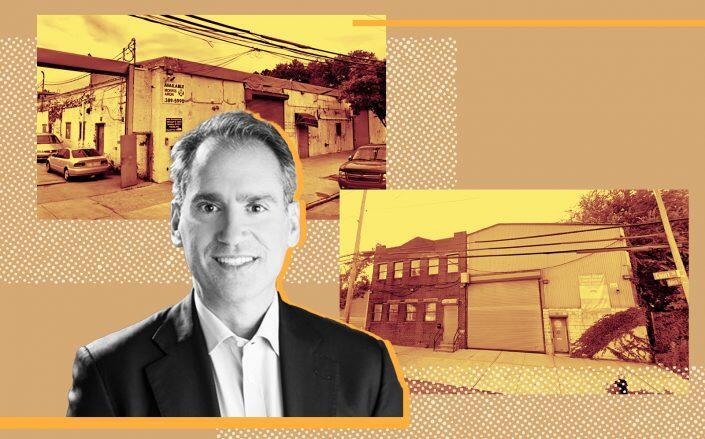 688 and 702 Court Street, Brooklyn with Madison Capital managing partner Richard Wagman (Google Maps, Madison Capital)