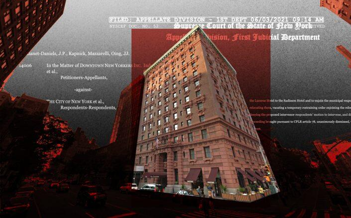 The Lucerne Hotel at 201 West 79th Street (Google Maps)