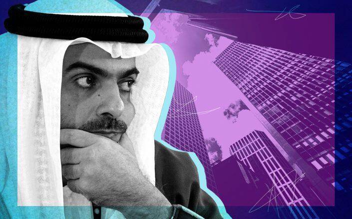 Hamed bin Zayed Al Nahyan (Getty)
