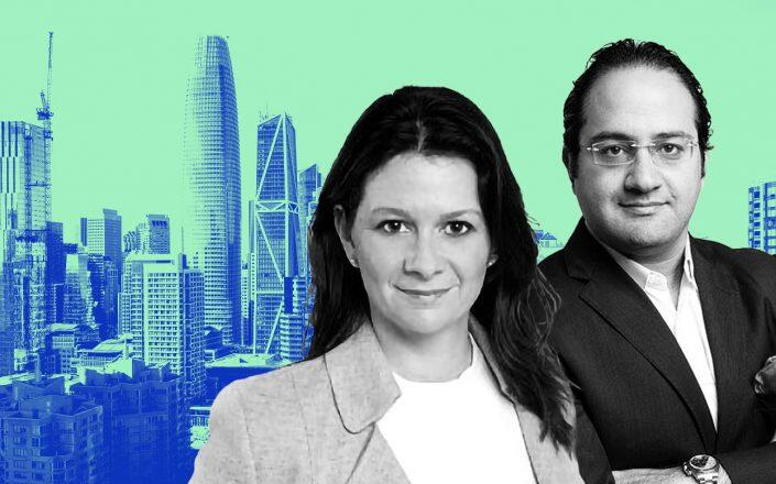 Rubicon Point Partners Managing Partners Ani Vartanian and Razmig Boladian (LinkedIn, iStock)