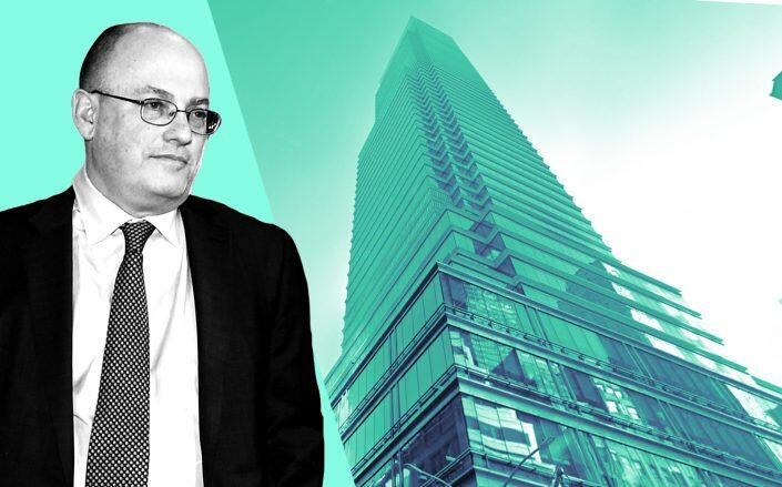 Steve Cohen and 151 East 158th Street (Getty, Google Maps)