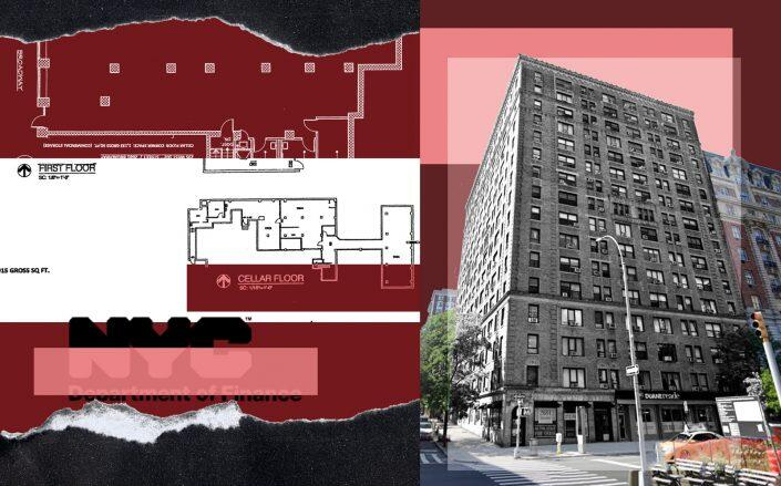 The property at 235 West 102 Street (Google Maps, iStock)
