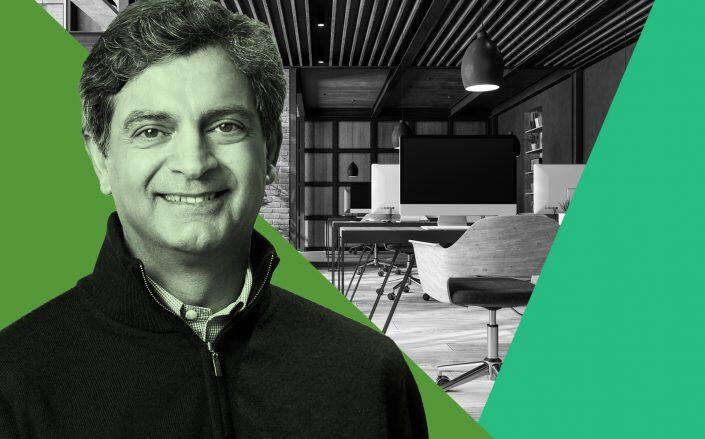 WeWork CEO Sandeep Mathrani (WeWork, iStock)