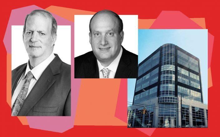 Richard Segal of Seavest Investment Group, David Marx of Marx Development Group and 902 Quentin Road in Brooklyn (Photos via Seavest Investment Group, Marx Development Group and VRMNY)