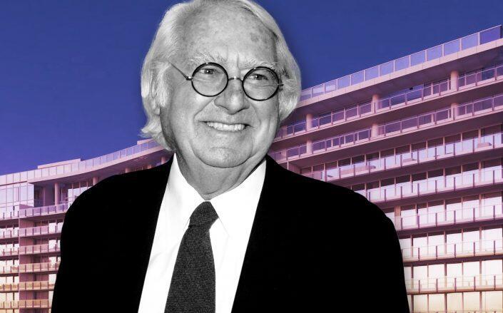 Architect Richard Meier and Surfside, Florida's Surf Club (Getty, Richard Meier & Partners)