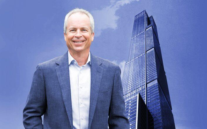 Kevin Clayton with Central Park Tower (Clayton Homes, Central Park Tower)