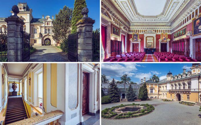 Parts of the chateau date back to 1393 (Sotheby's International Realty)