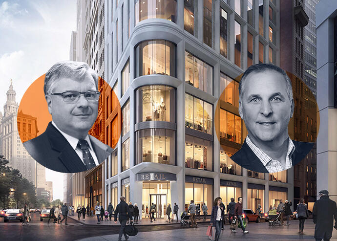 Guardian's FiDi Project Gets New Funding From Hudson Pacific Properties