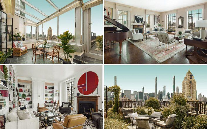 The PHA unit of 895 Park Avenue was the top contract of the past week (Warburg Realty)